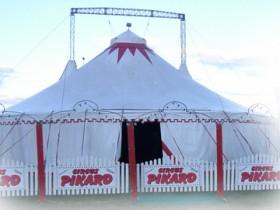 Circus Pikard Kleines Zelt