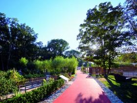 Die Garten Tulln Gartenweg