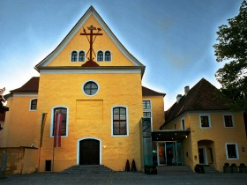 Kloster Und Außenansicht