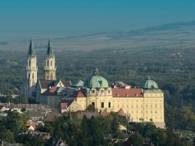 Stift Klosterneuburg Stiftsansicht_©MichaelZechany