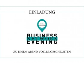 Einladung Business-Network-Evening