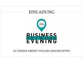 Einladung Business-Network-Evening