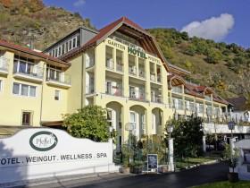 Außenaufnahme Gartenhotel & Weingut Pfeffel, Dürnstein