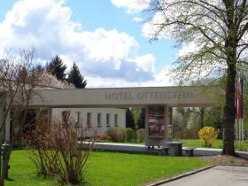 Hotel Ottenstein Eingang