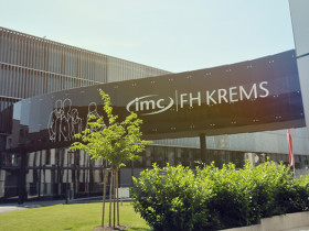 IMC Krems Eventlocation Aussenansicht