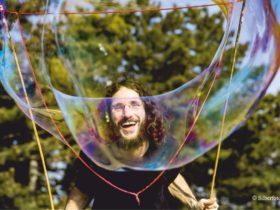 Dr. Bubbles Silberfoto
