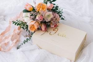 Copyright: Wedding Box I Kathleem John