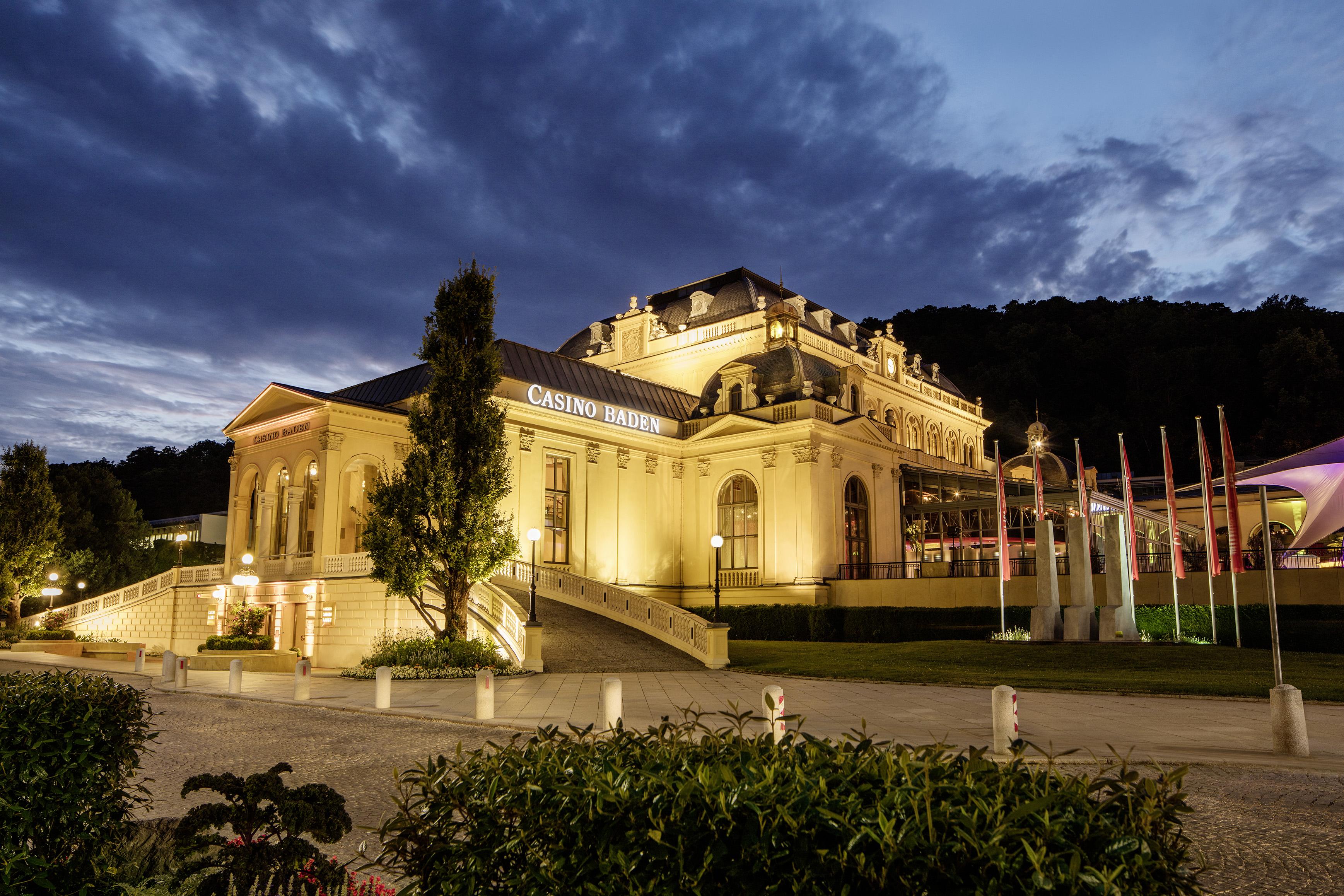 Casino Baden-Baden FГјhrungen