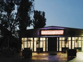 Nordlicht Wien Außenansicht