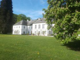 Schloss Ginselberg Garten