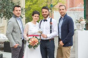 meinelocation.at - Hochzeitsbooklet 2018 © vonMICHALEK Photography