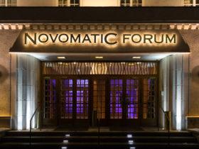 Novomatic Forum Außen (c) Novomatic Group