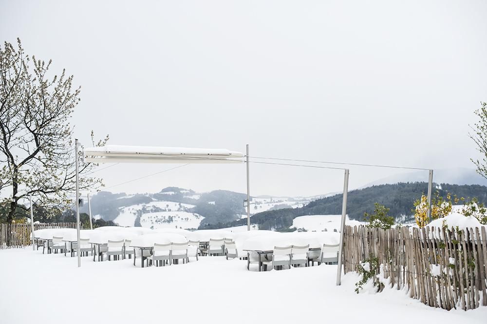 Refugium Hochstrass Winter © Jakob Mayer