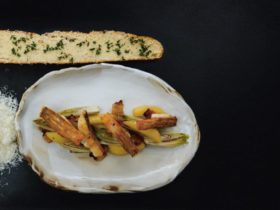 BRok Catering - Zander Gebraten mit Chicoree