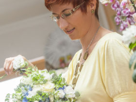 © Die Blumenbinderin Manuela Floh